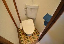 1Fウォシュレット付きトイレ。