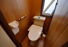 2Fウォシュレット付きトイレ。