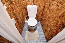 1F・トイレ。