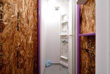 1F・シャワールーム。