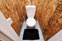 2F・トイレ。
