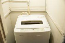 洗濯機は全2台